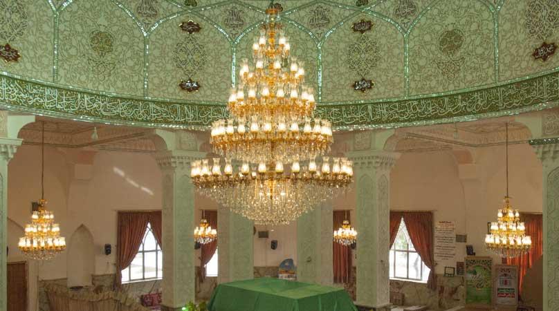 پروژه امامزاده احمد-تیران اصفهان